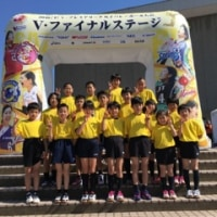 Vプレミアリーグ女子ファイナル6  エスコートキッズ