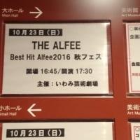 THE ALFEE 島根ライブ