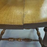 椅子 座面の割れ修理