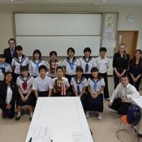 英語弁論大会へ参加!!