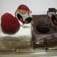 クリスマスイブの食事~♪