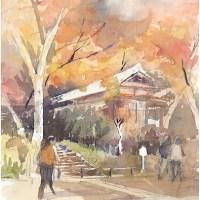 紅葉の鎌倉円覚寺