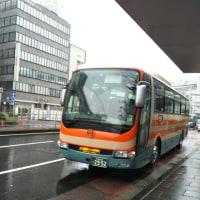 千葉駅前にて