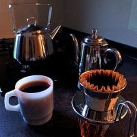 今日のcoffeeと音