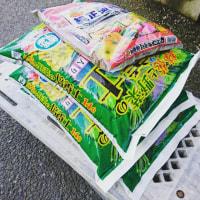 夏野菜用の土を買う☆