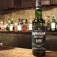 BAR ZEROの酒 「シングルモルトスコッチウイスキー」(ラフロイグ ロア)