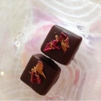 バラのチョコレート