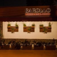 今日は外食!「Barollo」