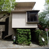 4月20日(木) 東京建築散歩 行き当たりばったり