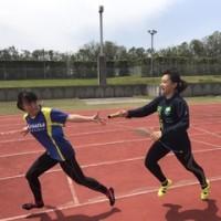 競技場練習