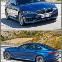 NEW BMW 3シリーズG20 2018年より・・・