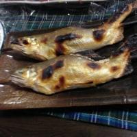 ◆鮎の塩焼きでいっぱい♪