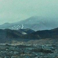 今季 初雪