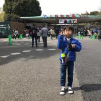 上野動物園に行ってきました。