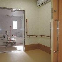老人ホームF 特殊浴室改修工事【完了】