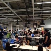 京かrゴールデンウイーク始まる/ランチを食べに/IKEAに行きました