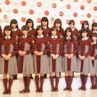 欅坂46、紅白スピード出場に驚き「本当にびっくり」 !
