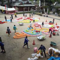 博多総鎮守・櫛田神社の秋季大祭「博多おくんち」博多カレンダー2017発売!