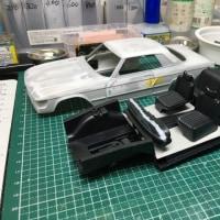 アリイ メルセデスベンツ 450SLC (4)