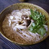 三輪素麺と初詣