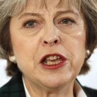 英・メイ首相 「ハードブレグジット」を選択
