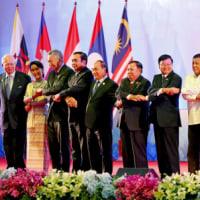 ASEAN 会議 始まる !!