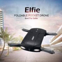 6%off-JJRC H37 Elfie/Love520 高度ホールド Wifi FPV 折り畳み式 パケット ドローン RC クアッドコプター