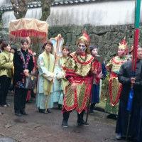 ま祖行列  おっかけて、興福寺に!