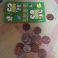 外貨とポチ袋