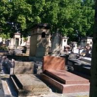 サンソンファミリーの墓を訪ねようとしたら...
