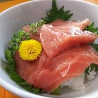 美味し~~~い!マグロ丼(*^-^*)