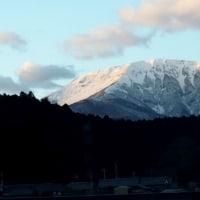 Kennyの山便り:楽をして冬山を楽しむ