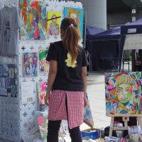 水都大阪フェス2016 10/16(日)最終日に訪れました 2