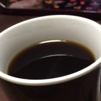 身に染みるコーヒー