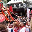 2017天神祭ギャルみこし Part 1