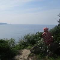 長門市の海