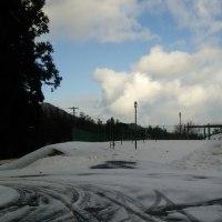 冬景色!(^^)!