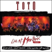TOTO/LIVE AT MONTREUX 1991(BLU-RAY + CD)