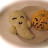 ハロウィーンのパン