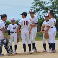 29.5.21 学童軟式野球選手権大会 準々決勝