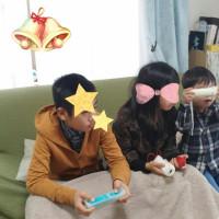 クリスマス→26日