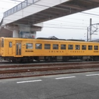 JR四国の車両(予土線のトロッコ)