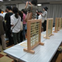 竹中大工道具館のイベントが当館で行われました。