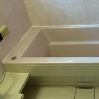 風呂のコーキング改修