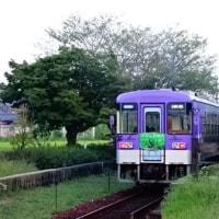北条鉄道 法華口駅