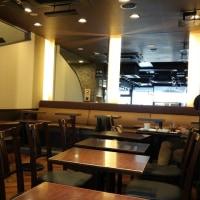 サンマルクカフェで日替りモーニングセット@上野