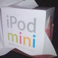 iPod mini  ご当選☆