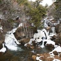 竜頭滝(と今の天気)