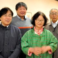 アトリエ乙丸の元住民と仲間たち展(金沢・ギャラリーPonte)を観てきました