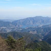山紀行(晩秋の裏丹沢山系 焼山 2016.12.19)